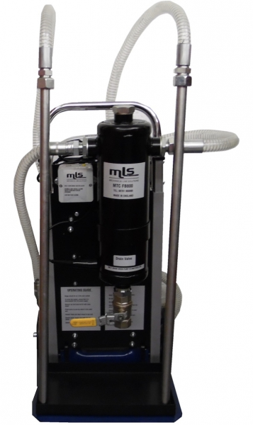 Oilybits Fuel Purifier Trolley