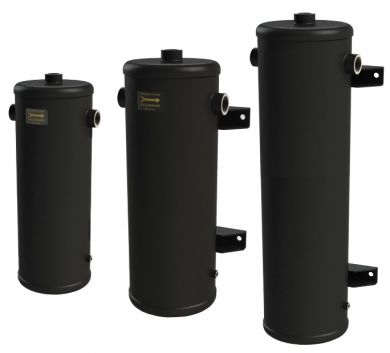 Oilybits Water Separator Vessels, for Fast Water Removal from Fuel Oils