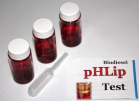 Phliptest - Biodiesel Quality Test Kits
