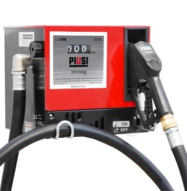 Piusi Cube 56, Fuel Dispensing System