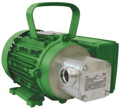 Zuwa Zumpe, Flexible Impeller Pumps, Motor Driven (Aluminium)