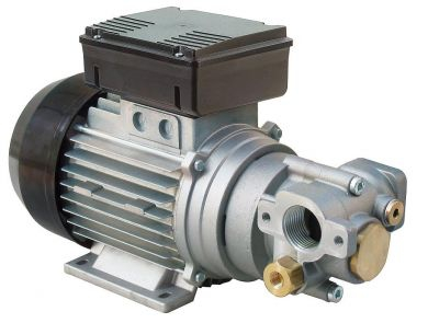 Piusi Viscomat Gear, High Viscosity Gear Pump