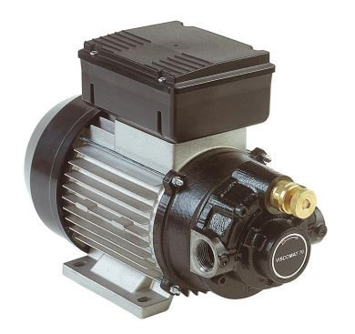 Piusi Viscomat Vane, High Viscosity Vane Pump