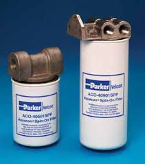 Parker Velcon, Aquacon ACO Spin-On Aviation Fuel Filters - Welcome to  Oilybits U.K.Oilybits