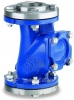 Pedrollo VR-FF Ball-Check-Valve for Sewage, Waste Water & Effluent, BS EN 1092-1 Flanged