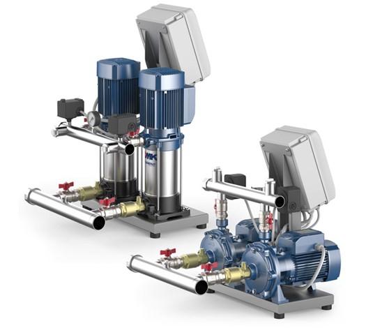 Pedrollo Combipress Pressure Boosting Set CB2