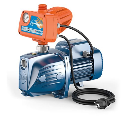 Location: / Pumps / For Water / Antifreeze / Glycol (Clean) / Power -  Electric, AC / Pedrollo Easypump, with Electronic Pressure Switch