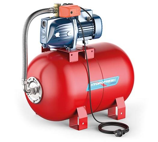 Pedrollo Hydrofresh Pressure Set