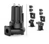 Pedrollo MC-F Double Channel Fixed Insulation Pumps for Sewage