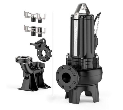 Pedrollo MC4 Submersible Pump for Sewage