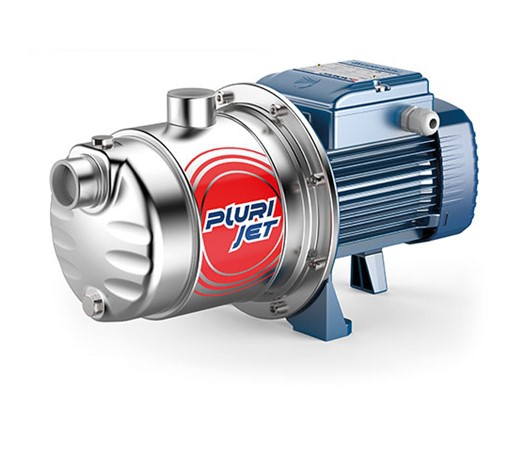 Pedrollo Plurijet Self Priming Multi Stage Pumps