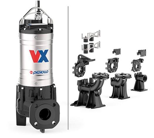 Pedrollo VX40-VX65 Submersible Pump for Sewage