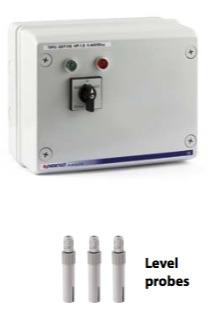 Pedrollo Submersible Pump Control Panels