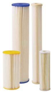 Spectrum ECP Filter Elements, Pleated Cellulose