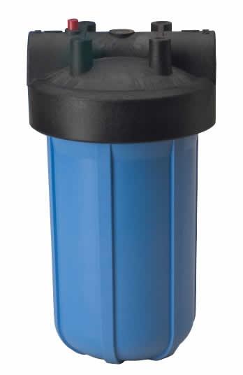 """Pentek, Pentair 10"""" Big Blue / Wide Diameter, Polypropylene Filter Housing"""
