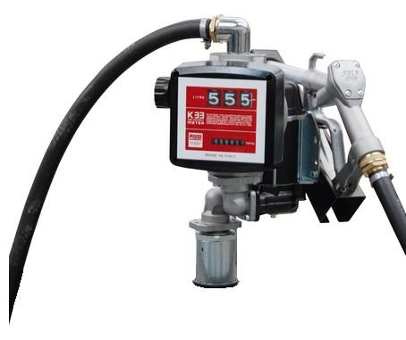Piusi Drum, Fuel Dispensing Pump System