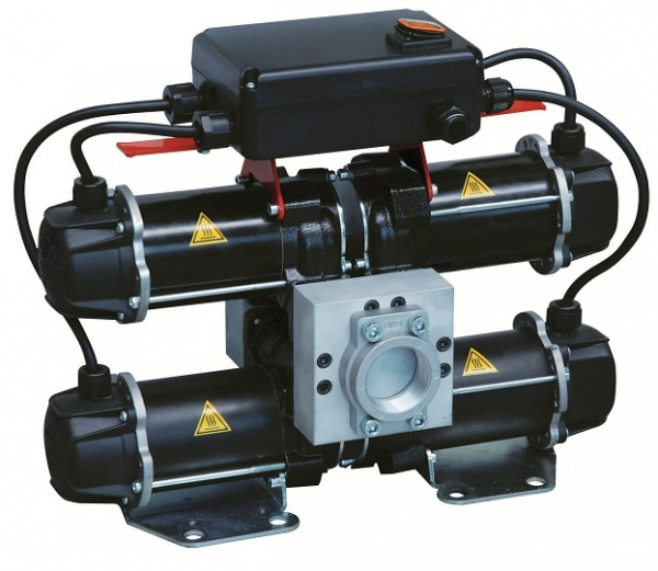 Piusi ST 200 DC, High Flow Fuel Transfer Pump