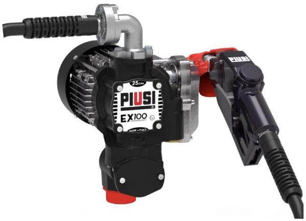 Piusi EX100 Drum, Vane Pump Drum Kit, ATEX Approved