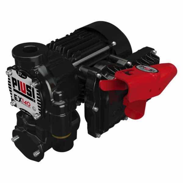 Piusi EX140, Vane Pump for Petrol, ATEX Approved