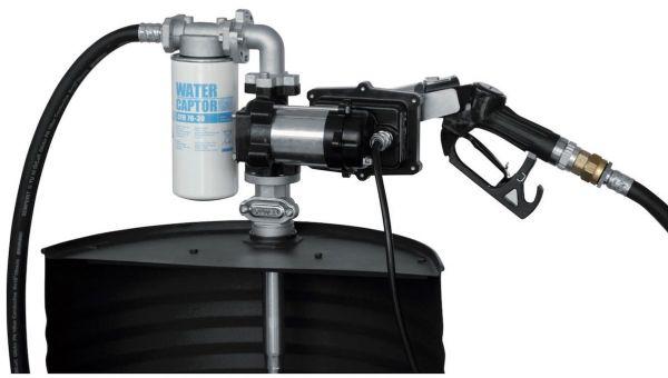 Piusi EX50 Drum, Vane Pump Drum Kit, ATEX Approved
