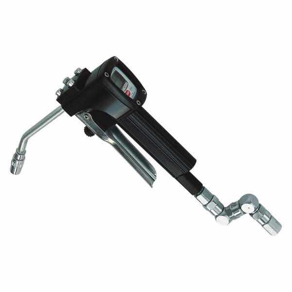 Piusi Greaster, Grease Control Nozzle with Meter