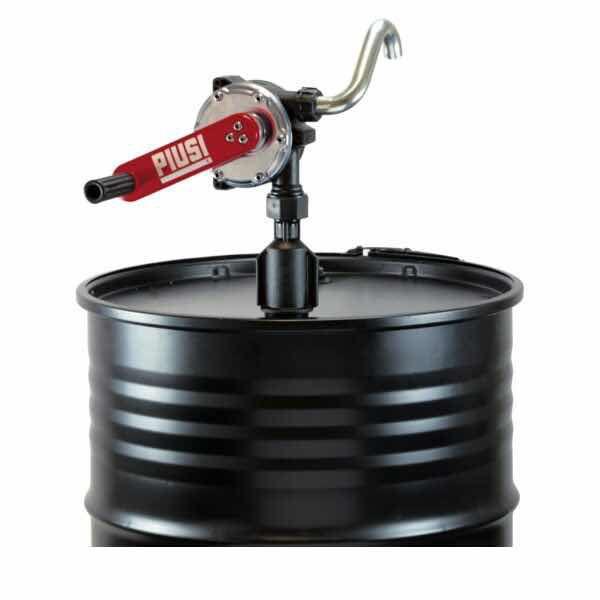 Piusi Hand Pump, Diesel Version