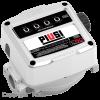 Piusi K150 ATEX Nutating Disc Flow Meter, ATEX Approved