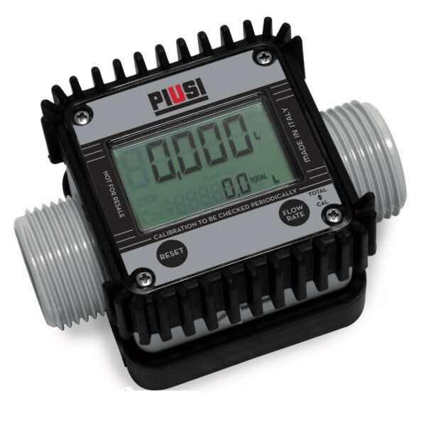 Piusi K24 Turbine Flow Meter for Adblue / Urea