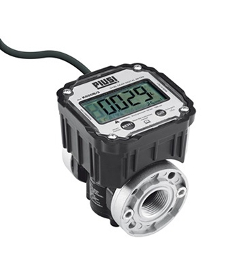 Piusi K600 B/3 Oval Gear Flow Meter