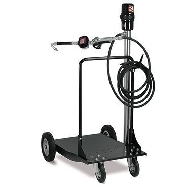 Piusi Oil Cart Kits, Mobile Lubrication Oil Dispenser