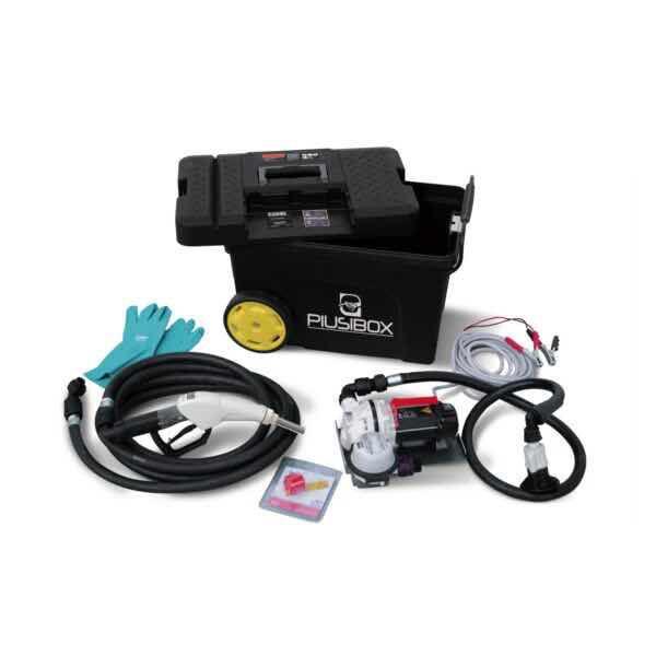 Piusi Box Piusibox Adblue, Transfer Pump for Urea / Adblue