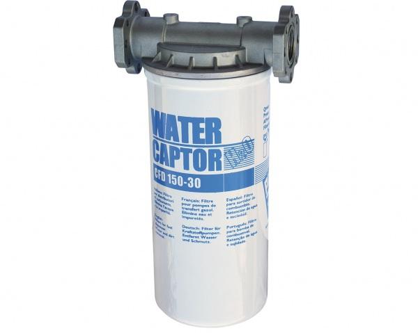 Piusi Water Captor Filters