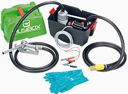 Piusi Box Piusibox, Fuel Transfer Pump