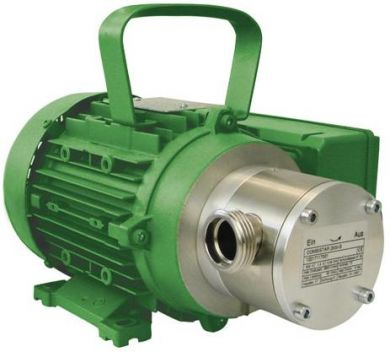 Zuwa GmbH, Flexible Impeller Pumps, Motor Driven (Aluminium & Stainless Steel)