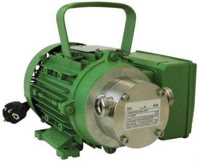 Zuwa Zumpe, Flexible Impeller Pumps, Motor Driven (Stainless Steel)
