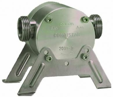Zuwa Zumpe, Flexible Impeller Pumps, Shaft Driven / Drill Powered (Aluminium & Stainless Steel)