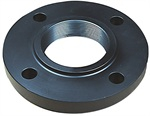 Carbon Steel, Raised Face Screwed Flange, ASME B16.5 ANSI 300