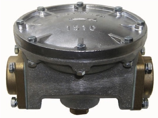 "Ridart, 1510 Diaphragm Anti-Siphon Valve, for Petrol, 1.5"" BSP, ATEX Approved"