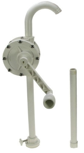 Rotary Drum Pump, for Chemicals PP/Viton/Ryton/316SS