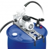 Piusi Suzzarablue Drum, AC Diaphragm Pump, for Adblue / Urea