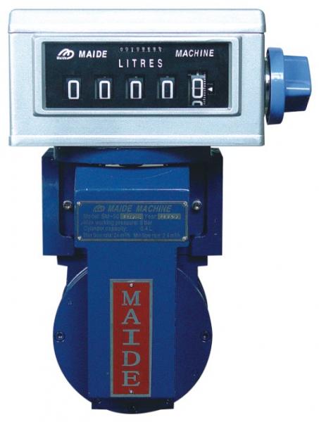 Maide Machine Co. SM-Series Bulk Transfer Mechanical Flow Meter