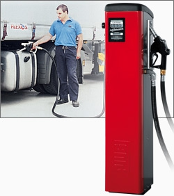 Piusi Self Service K44, Fuel Dispensing System