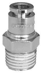 Sistem-P Hydraulic Push Fit Stud