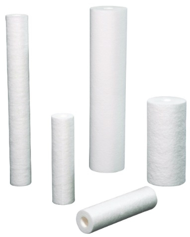 Spectrum TruDepth SSP Polypropylene, Polyspun Filter Elements