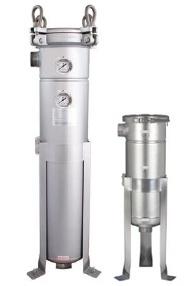 Spectrum Inox, 316 Stainless Steel, Single Bag Filter Housings