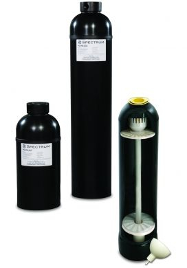 Spectrum, Wound Polyglass, Ion Exchange Resin, HIGH YIELD Pressure Vessel / Tower