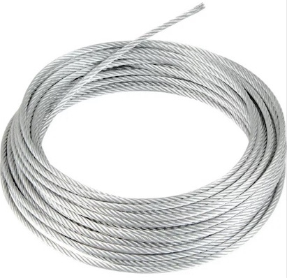 Stainless Steel Rope / Cable, 2mm, 20/50/100m Coils