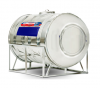 Horizontal 304 Stainless Steel Tank, 310 to 5000 Litres