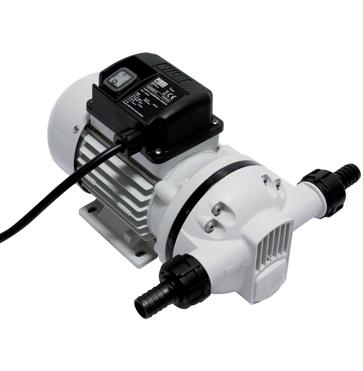 Piusi Suzzarablue AC Diaphragm Pump, for Adblue / Urea