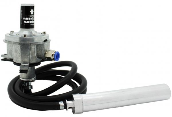 Atkinson Tanktop, Top Offtake, Anti-Siphon System